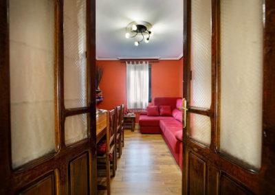 Salon desde pasillo