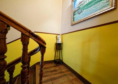 Escaleras Casa rural