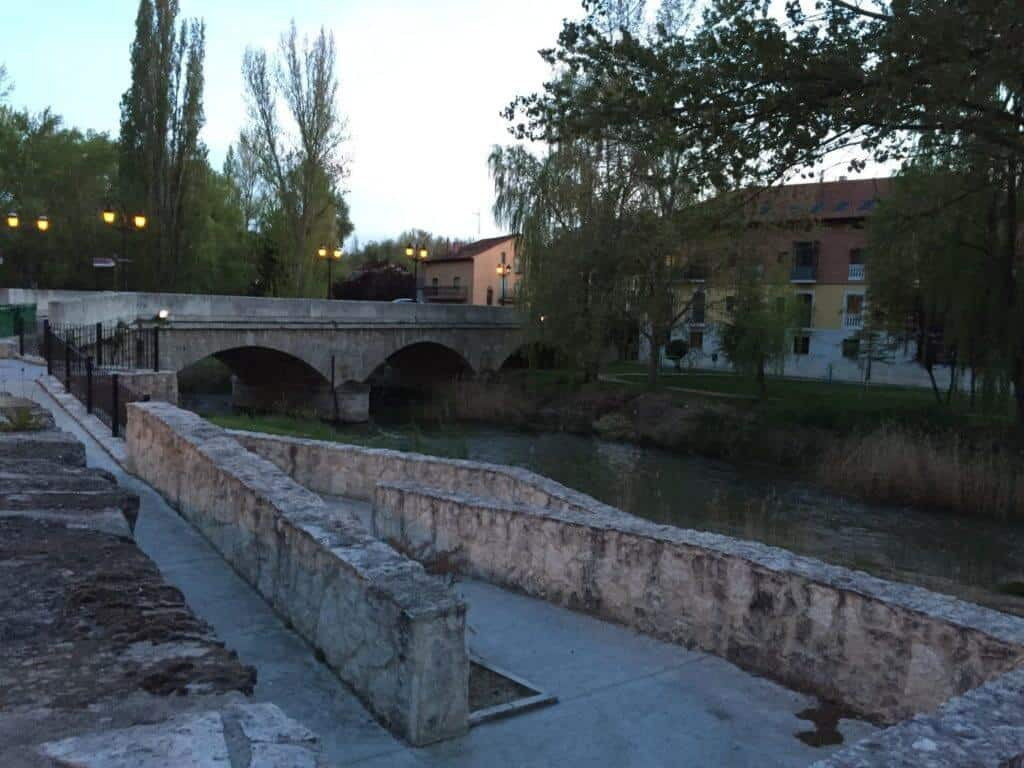 puente Duratón Peñafiel